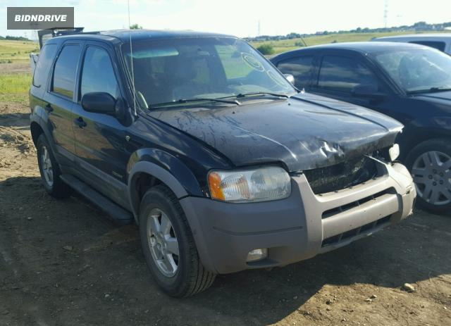 Lot #1200043163 2002 FORD ESCAPE XLT salvage car