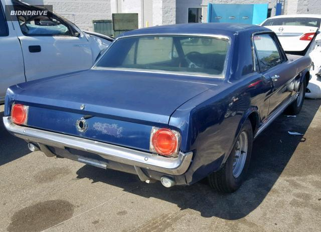 Lot #1311192123 1965 FORD MUSTANG salvage car