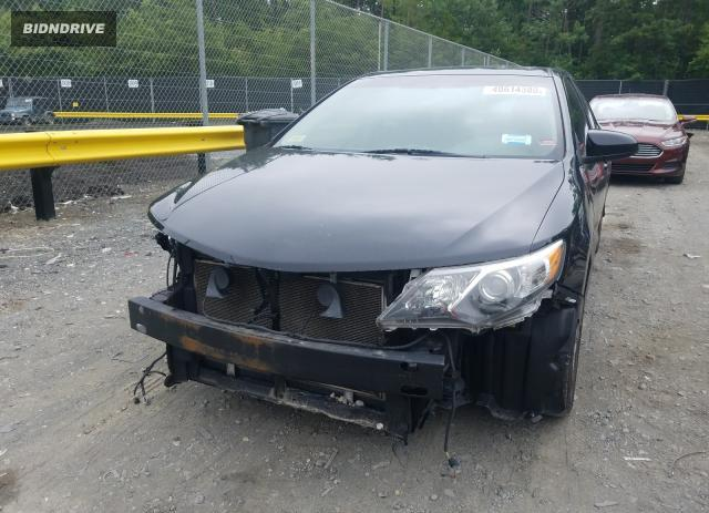 Lot #1595396786 2012 TOYOTA CAMRY BASE salvage car