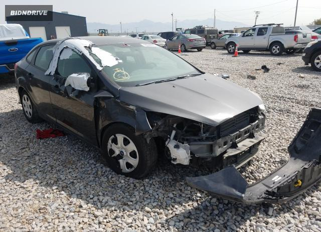 Lot #1598612356 2015 FORD FOCUS S salvage car