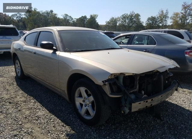 Lot #1600310239 2009 DODGE CHARGER SX salvage car