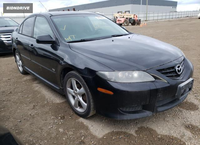 Lot #1600320279 2004 MAZDA 6 S salvage car