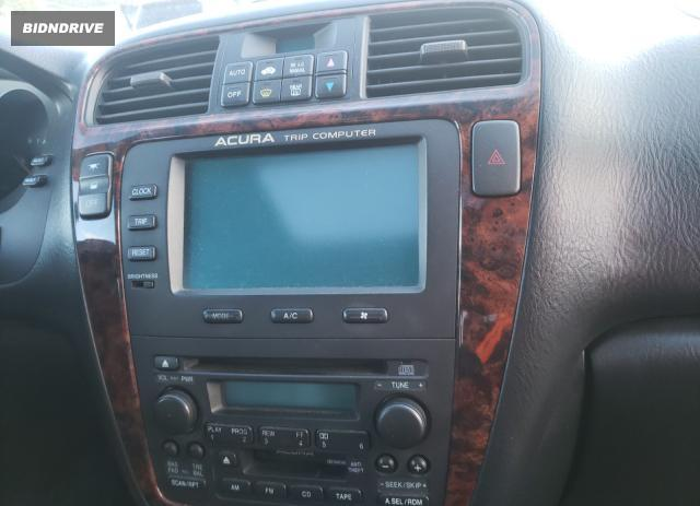 Lot #1603597346 2002 ACURA MDX salvage car