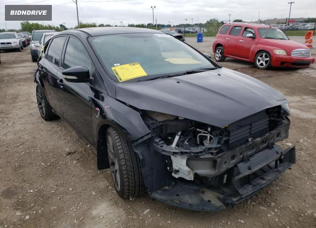 Lot #1603660736 2016 FORD FOCUS ST salvage car