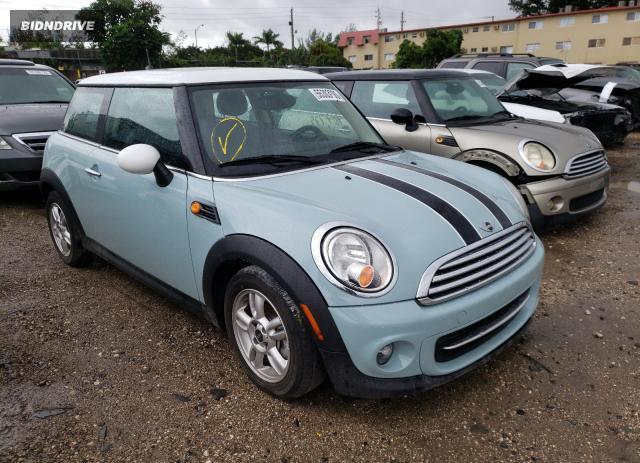Lot #1606311073 2012 MINI COOPER salvage car