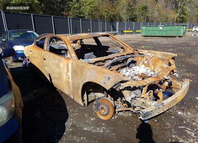 Lot #1606781319 2016 DODGE CHARGER SX salvage car