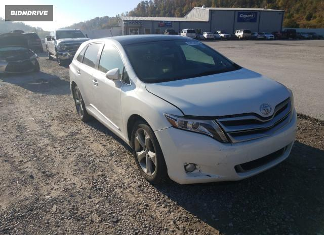 Lot #1607813253 2013 TOYOTA VENZA LE salvage car