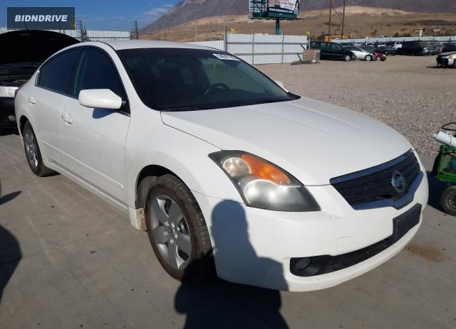 Lot #1607828553 2007 NISSAN ALTIMA 2.5 salvage car