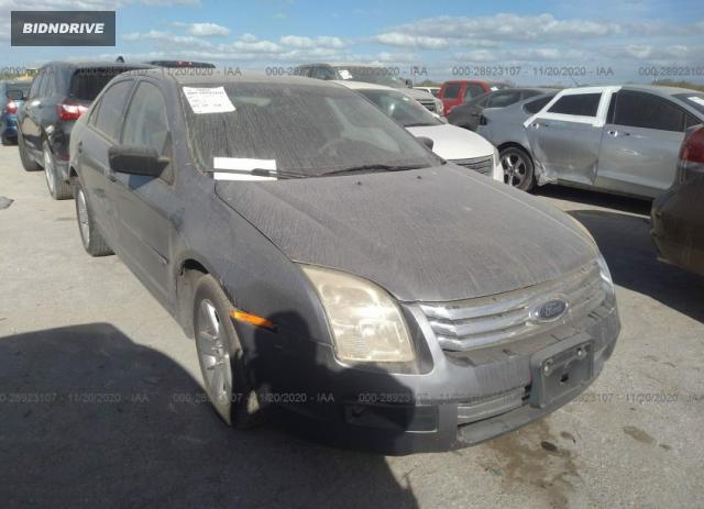 Lot #1608195886 2006 FORD FUSION SE salvage car