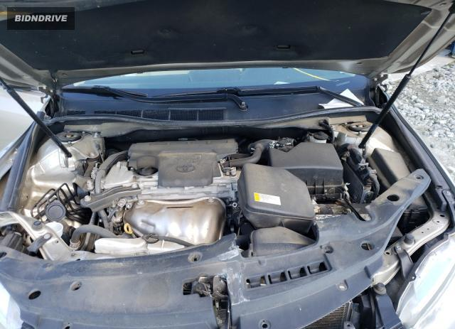 Lot #1609991639 2016 TOYOTA CAMRY salvage car