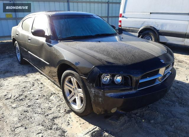 Lot #1610340193 2010 DODGE CHARGER SX salvage car