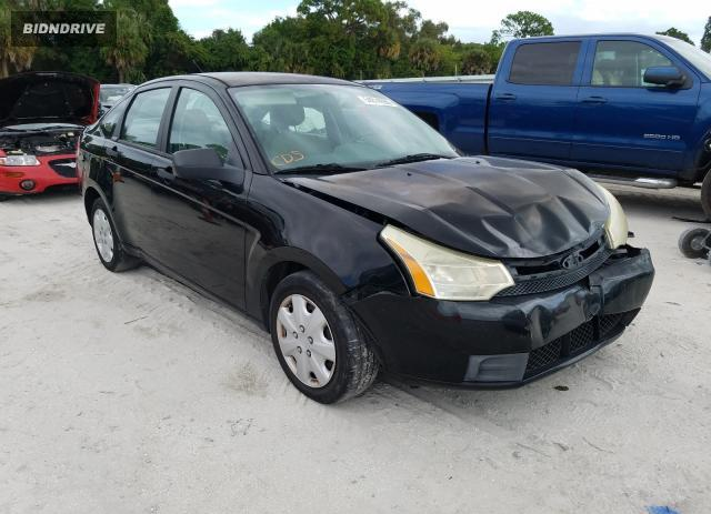 Lot #1610365103 2008 FORD FOCUS S/SE salvage car