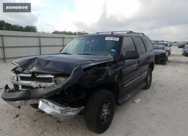 Lot #1610979183 2006 CHEVROLET TAHOE C150 salvage car