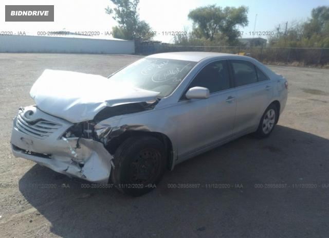 Lot #1611341066 2009 TOYOTA CAMRY salvage car