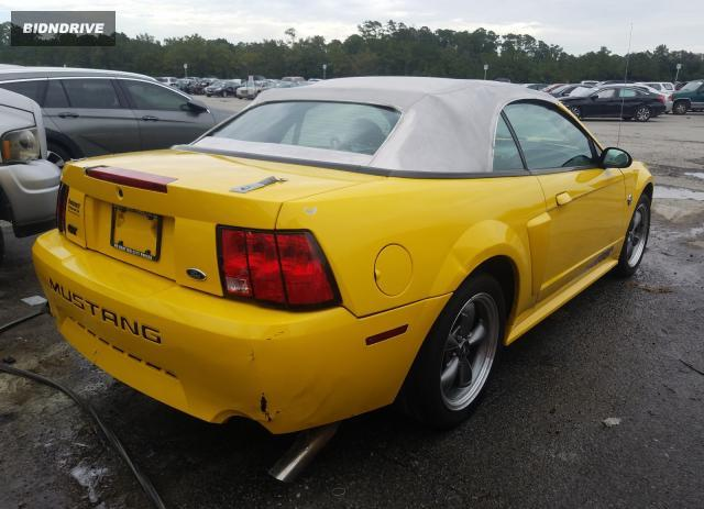 Lot #1611377696 2004 FORD MUSTANG GT salvage car