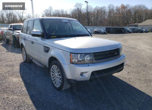 Lot #1611444259 2011 LAND ROVER RANGE ROVE salvage car