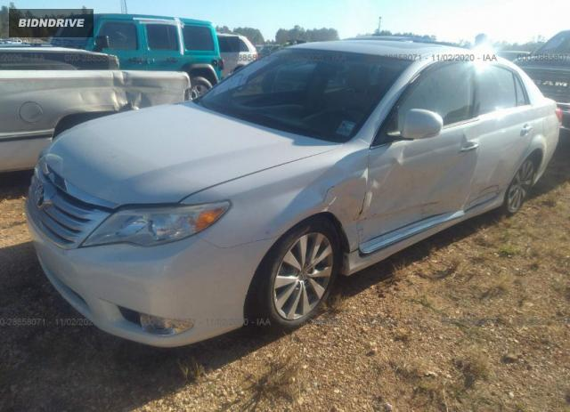 Lot #1611849433 2011 TOYOTA AVALON LIMITED salvage car