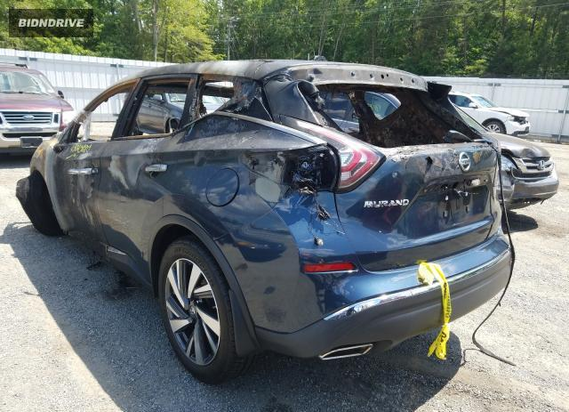 Lot #1611907053 2016 NISSAN MURANO S salvage car