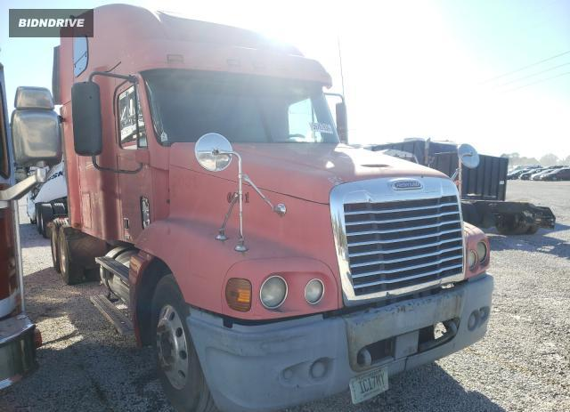 Lot #1611952779 2007 FREIGHTLINER CONVENTION salvage car