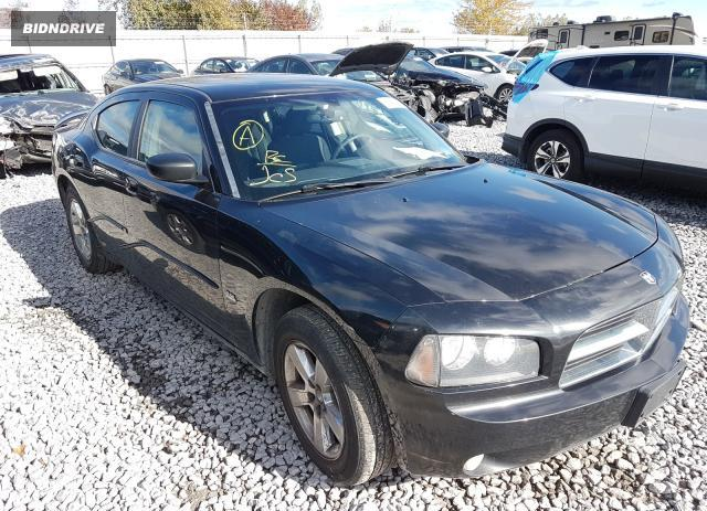 Lot #1613479306 2009 DODGE CHARGER SX salvage car