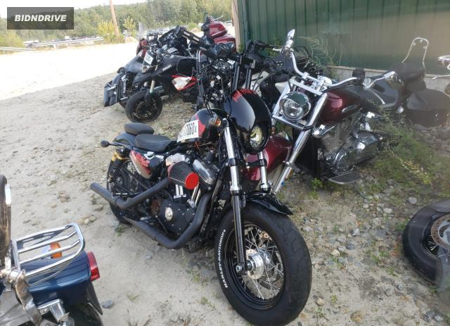 Lot #1613531153 2015 HARLEY DAVIDSON XL1200 FOR salvage car