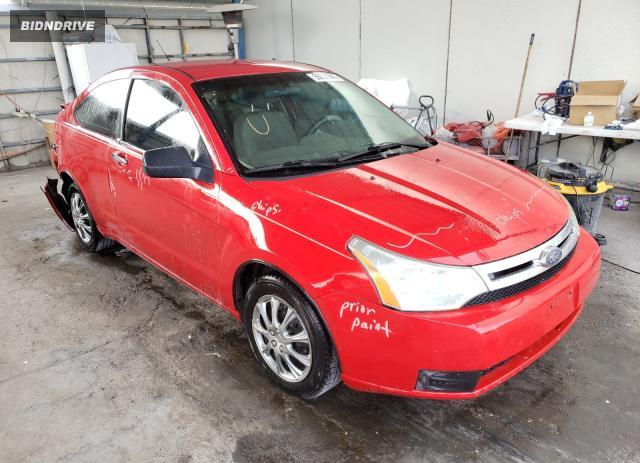 Lot #1613565073 2008 FORD FOCUS S/SE salvage car