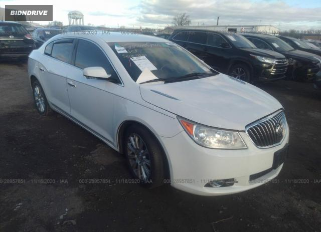 Lot #1613883473 2013 BUICK LACROSSE LEATHER salvage car