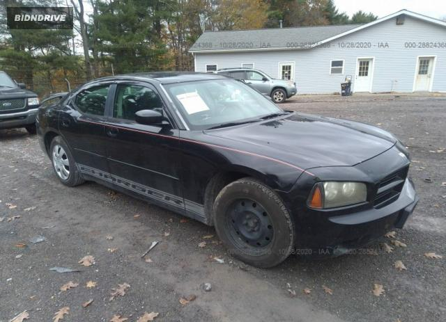 Lot #1613903819 2006 DODGE CHARGER FLEET salvage car