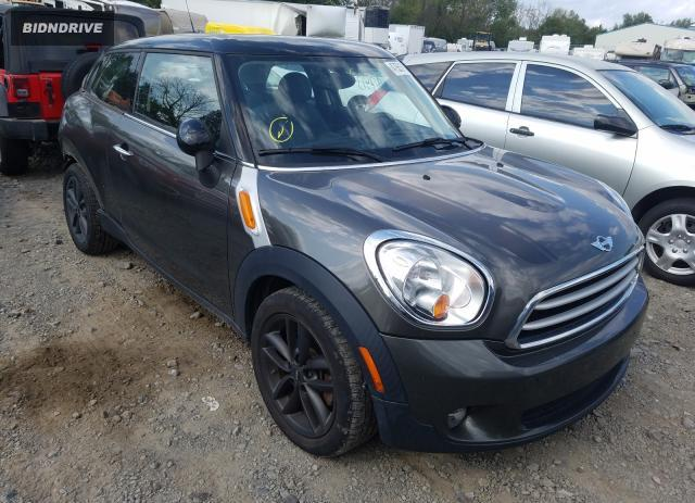Lot #1614079476 2013 MINI COOPER PAC salvage car