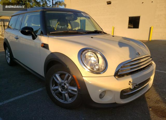 Lot #1614558589 2014 MINI COOPER CLU salvage car