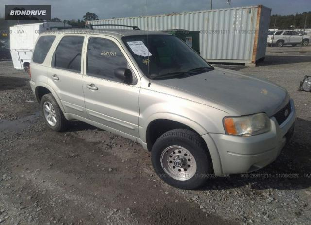 Lot #1615984429 2004 FORD ESCAPE LIMITED salvage car
