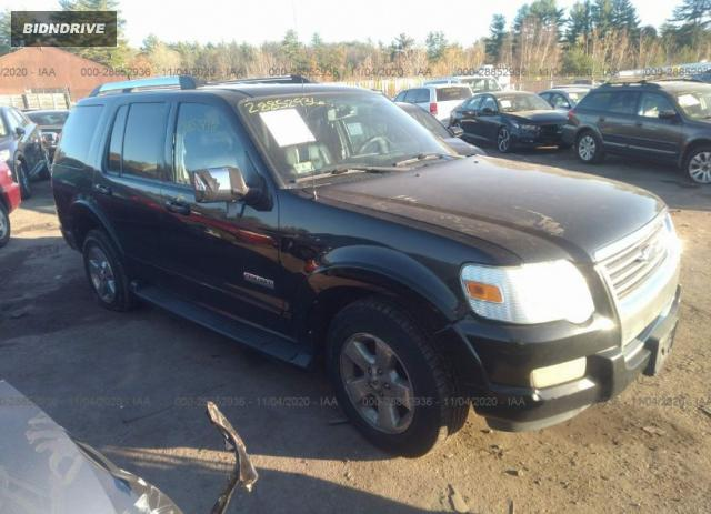 Lot #1615984819 2006 FORD EXPLORER LIMITED salvage car