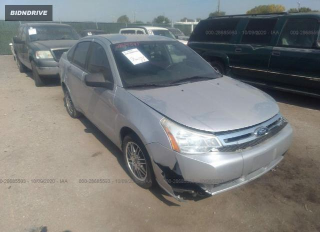 Lot #1615991986 2011 FORD FOCUS SE salvage car
