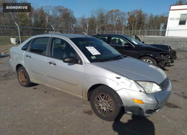 Lot #1615992183 2007 FORD FOCUS SE salvage car