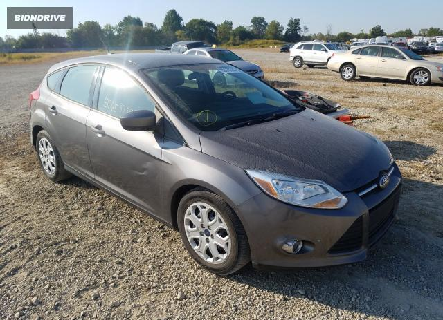Lot #1617116236 2012 FORD FOCUS S/SE salvage car