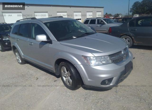 Lot #1617530573 2011 DODGE JOURNEY MAINSTREET salvage car