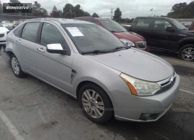 Lot #1617539553 2008 FORD FOCUS SE/SES salvage car