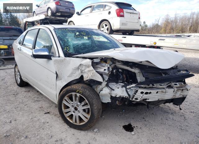 Lot #1617698139 2010 FORD FOCUS SEL salvage car