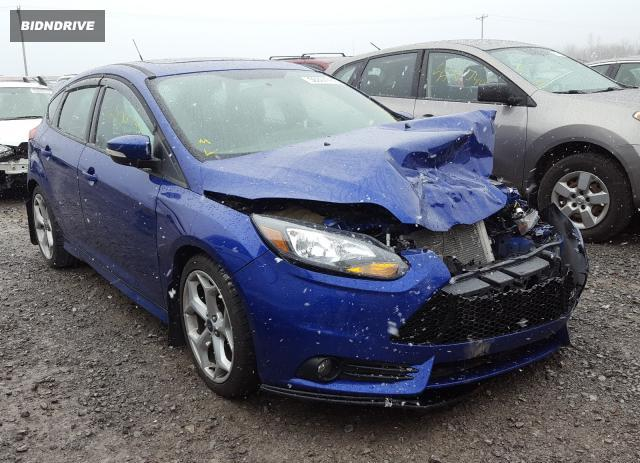 Lot #1618150629 2014 FORD FOCUS ST salvage car