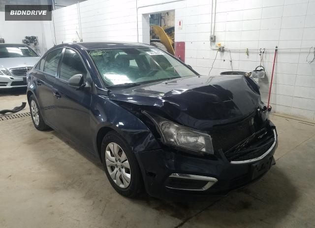 Lot #1620748473 2016 CHEVROLET CRUZE LIMI salvage car