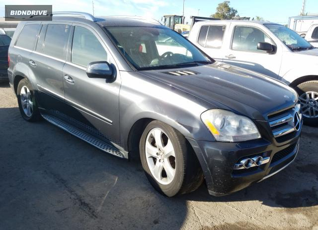 Lot #1622525886 2010 MERCEDES-BENZ GL 450 4MA salvage car