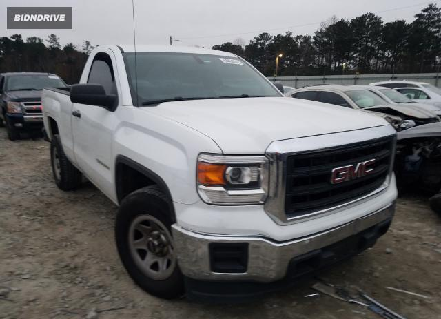 Lot #1622556213 2015 GMC SIERRA C15 salvage car