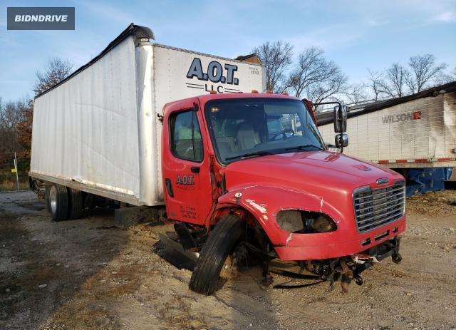 Lot #1625297089 2007 FREIGHTLINER M2 106 MED salvage car