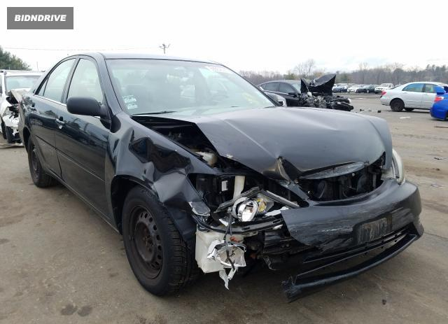 Lot #1632633203 2006 TOYOTA CAMRY LE salvage car
