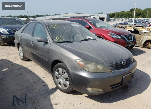 Lot #1633629886 2004 TOYOTA CAMRY LE salvage car