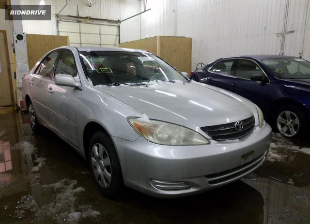 Lot #1633654886 2003 TOYOTA CAMRY LE salvage car