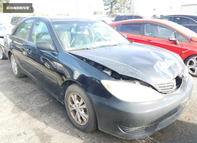 Lot #1633716973 2005 TOYOTA CAMRY LE salvage car