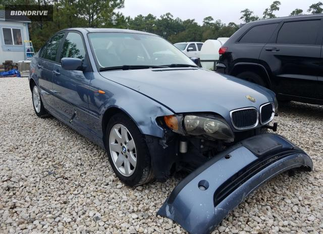 Lot #1633742223 2004 BMW 325 IS SUL salvage car