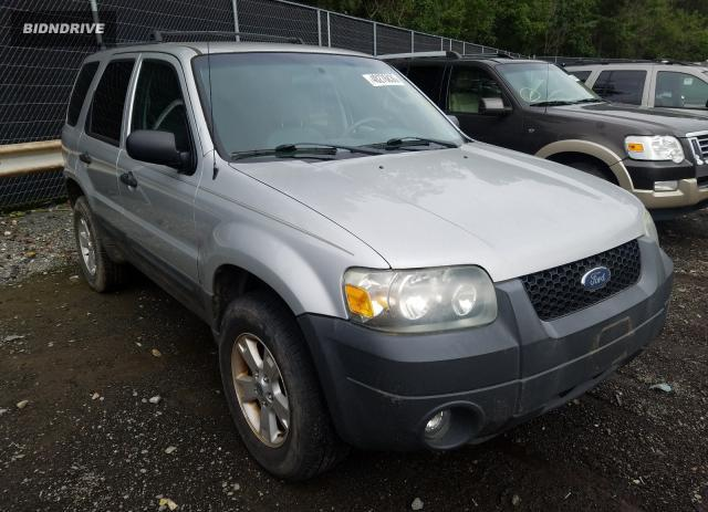 Lot #1636101753 2008 FORD ESCAPE salvage car