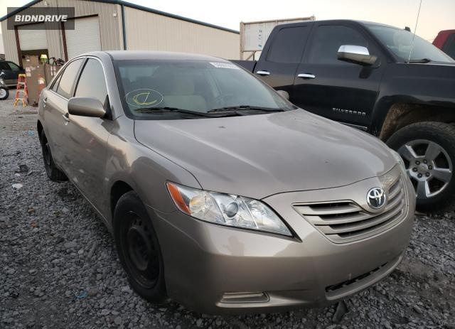 Lot #1636625369 2007 TOYOTA CAMRY CE salvage car